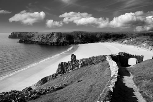 Barafundle Near Tenby